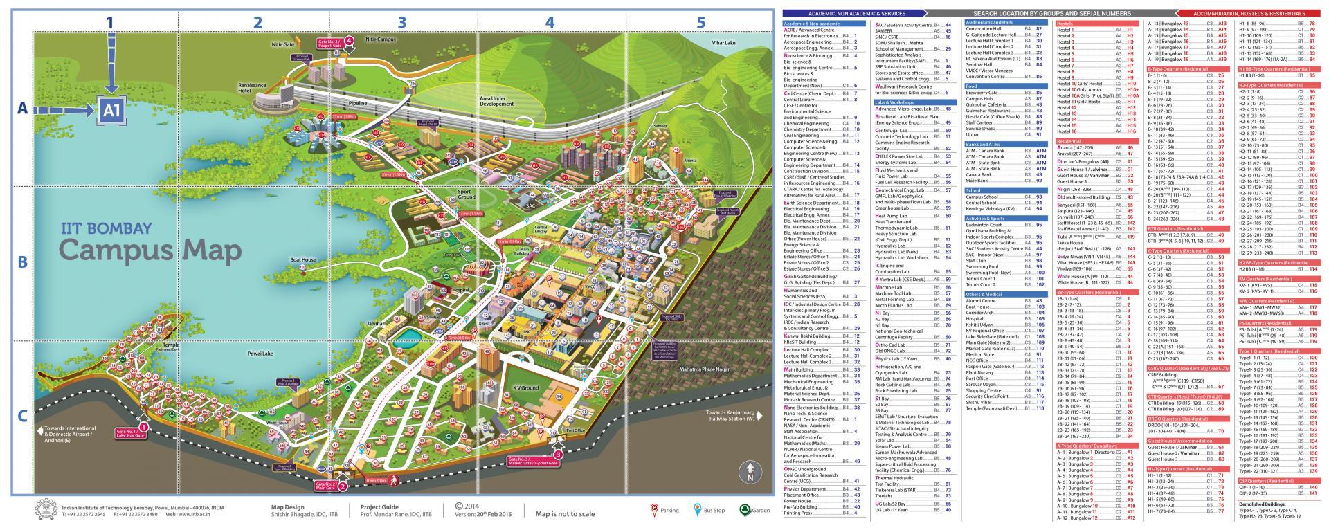 Campus Map (Isometric)